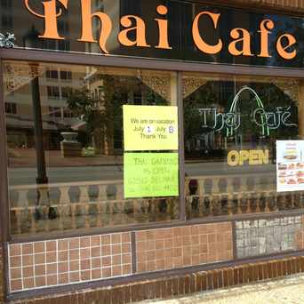 Photo of Thai Cafe in Skinker DeBaliviere, St. Louis