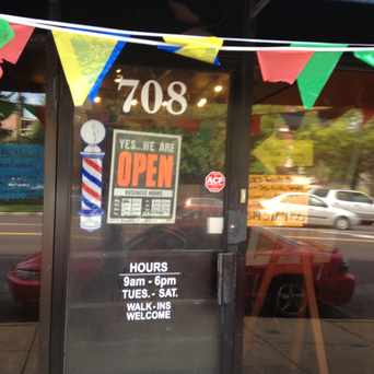 Photo of Natural Hairstyling in Visitation Park, St. Louis