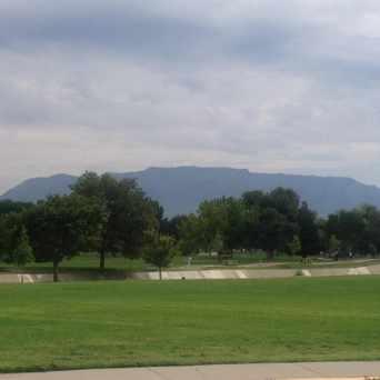 Photo of Paseo del Nordeste Recreation Trail in Montogmery Park, Albuquerque