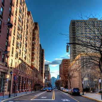 Photo of River St in Hoboken