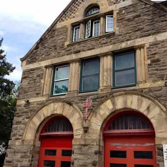 Photo of Philadelphia Fire Department Engine 37 in Chestnut Hill, Philadelphia