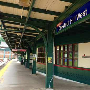 Photo of Chestnut Hill West in Chestnut Hill, Philadelphia
