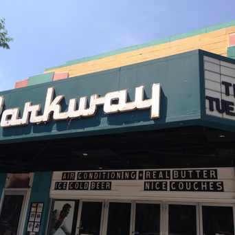 Photo of The Parkway Theater in Field, Minneapolis