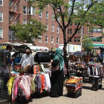 Photo of Indian Accessories Stand in Jackson Heights, New York