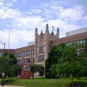 Photo of East High School in Emerson East, Madison
