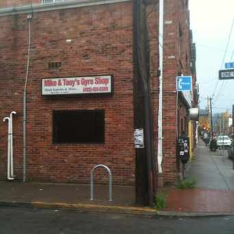 Photo of Mike & Tony's Gyros & Shish in Southside Flats, Pittsburgh