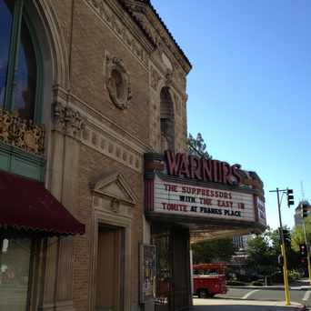 Photo of Warnors Theatre in Fresno