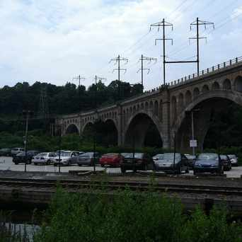 Photo of Scenic Bridge in Manayunk, Philadelphia
