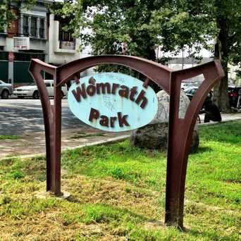 Photo of Womrath Park in Mayfair, Philadelphia
