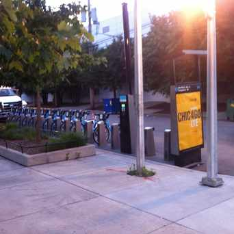 Photo of City Bike Share in Goose Island, Chicago