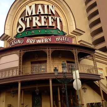 Photo of Main Street Station Casino, Brewery and Hotel in Las Vegas