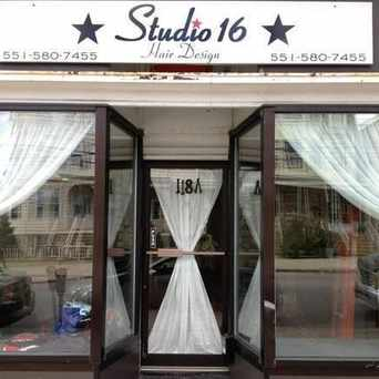 Photo of Studio 16 hair design in Kearny