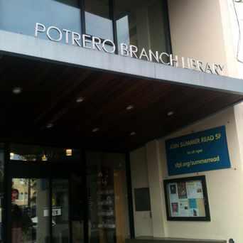 Photo of Potrero Hill / Public Library in Potrero Hill, San Francisco