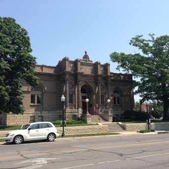 Photo of Lawrence Public Library in Lawrence