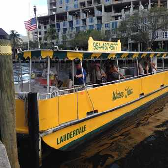 Photo of Water Taxi in Fort Lauderdale