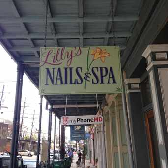 Photo of Lily's Nails & Spa in Lower Garden District, New Orleans