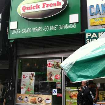 Photo of Quick Fresh in Inwood, New York