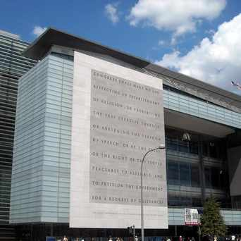Photo of Newseum in Downtown-Penn Quarter-Chinatown, Washington D.C.
