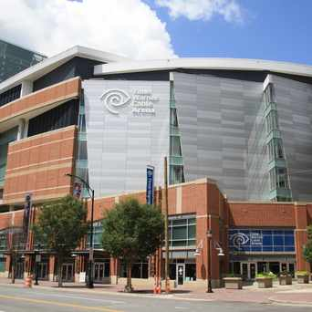 Photo of Time Warner Cable Arena in First Ward, Charlotte