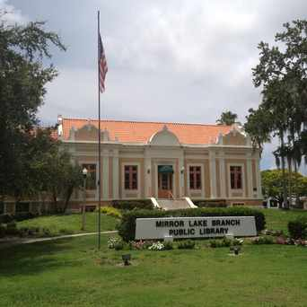 Photo of Mirror Lake Library in Downtown, St. Petersburg