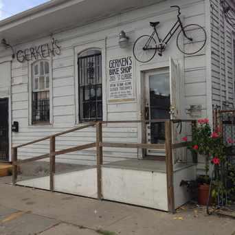 Photo of Gerken's Bike Shop in Marigny, New Orleans