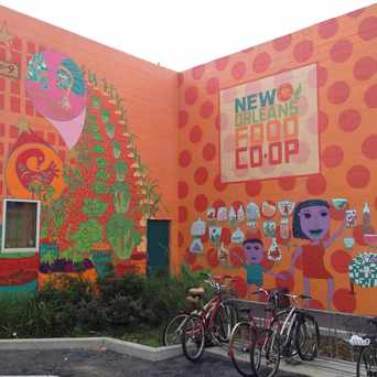 Photo of New Orleans Food Co-Op in Marigny, New Orleans