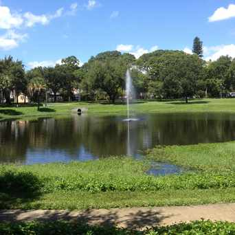 Photo of Historic Round Lake Park in Uptown, St. Petersburg