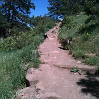 Photo of Chautauqua Park in Boulder