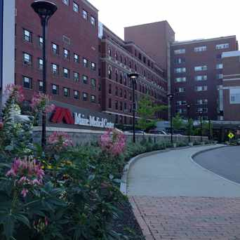 Photo of Maine Medical Center in West End, Portland