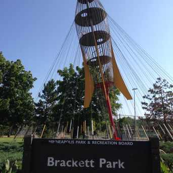 Photo of Brackett Park in Longfellow, Minneapolis