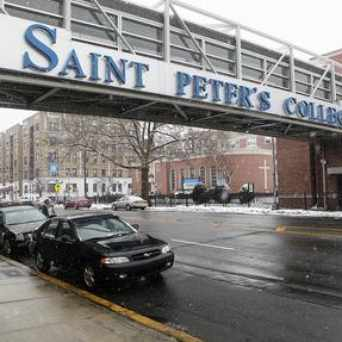 Photo of Saint Peter's University Underpass in McGinley Square, Jersey City
