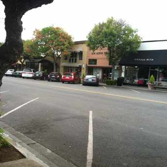 Photo of Walking Along Main Street in North Los Altos, Los Altos