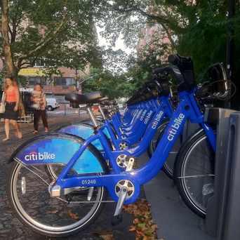 Photo of Citi Bike: Rivington St & Chrystie St in Bowery, New York