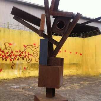 Photo of American Steel Studios in Ralph Bunche, Oakland