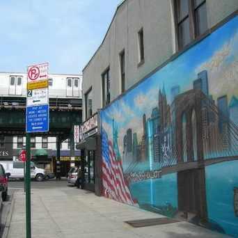 Photo of Bensonhurst Street Art in Bensonhurst, New York