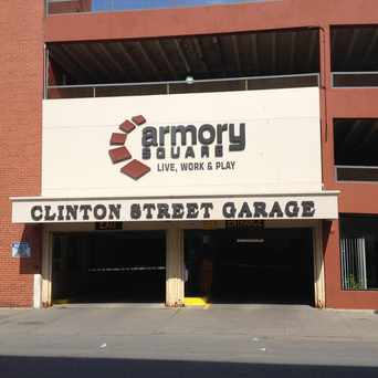 Photo of Clinton Street Garage in Downtown, Syracuse