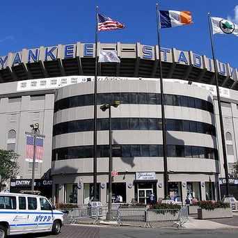 Photo of Yankee Stadium in Concourse Village, New York