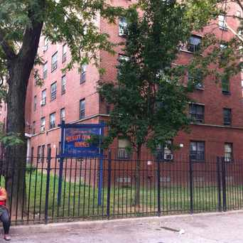 Photo of Clinton Housing Development in Hell's Kitchen, New York