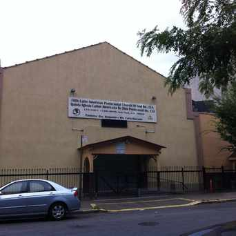 Photo of Fifth Latin American Pentecostal Church of God in East Harlem, New York