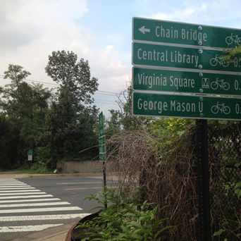 Photo of Custis Trail in Cherrydale, Arlington