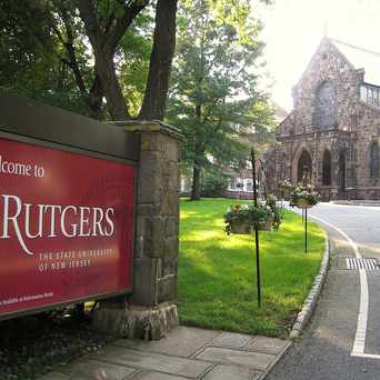 Photo of Rutgers University Newark Campus in Newark