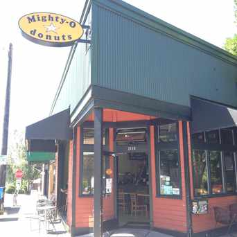 Photo of Mighty-O Donuts Greenlake in Wallingford, Seattle
