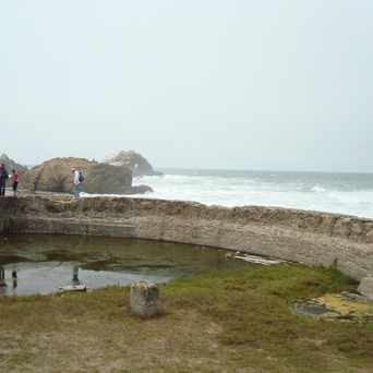 Photo of Sutro Baths in San Francisco