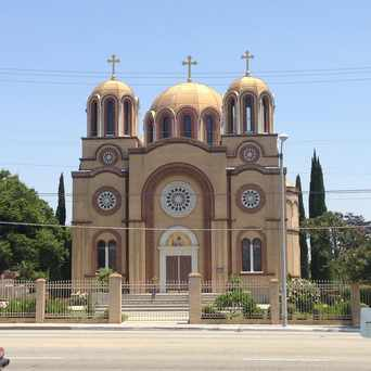 Photo of St Sava Serbian Church in San Gabriel