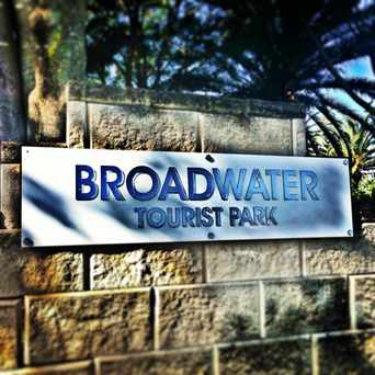 Photo of Broadwater Tourist Park in Southport, Gold Coast