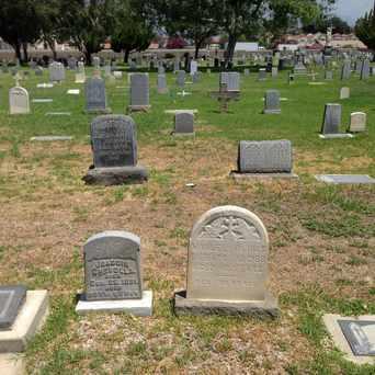 Photo of San Gabriel Cemetery in Mission District, San Gabriel