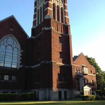 Photo of Genesee Baptist Church in 19th Ward, Rochester