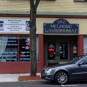 Photo of Melrose Laundromat in Melrose