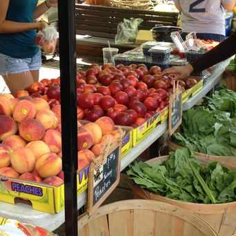Photo of Weekend farmer's Market in Melrose