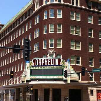 Photo of Orpheum Theatre in Old Town, Wichita